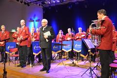 Brassbandfestivalen 2013 - Söderkårens Musikkår, dirigent Torgny Hanson (Foto: Olof Forsberg)