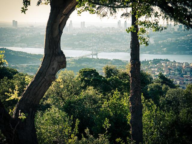 camlica hill, camlica tepesi istanbul
