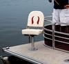 Sunchaser Oasis Pontoon Boat Fishing Seat