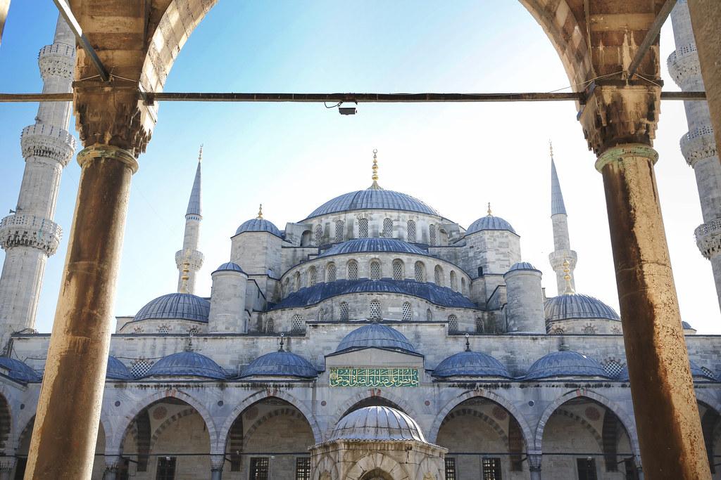 Istanbul - Sultan Beyazit Camii
