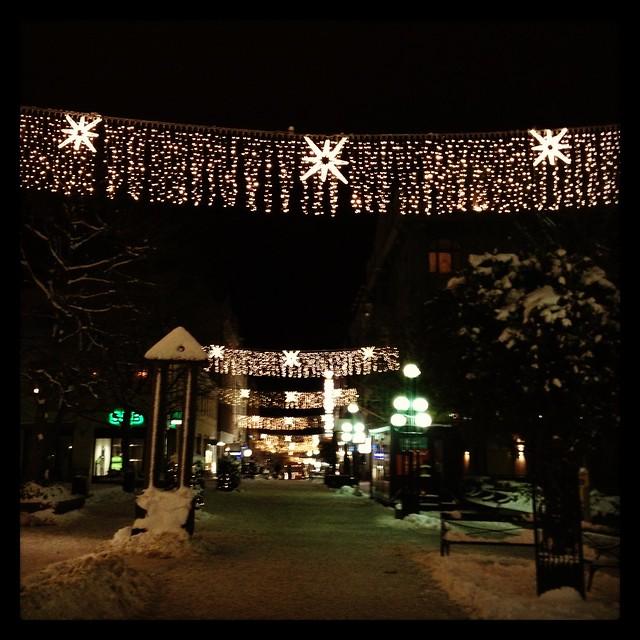 christmas holiday 2012, karlskrona