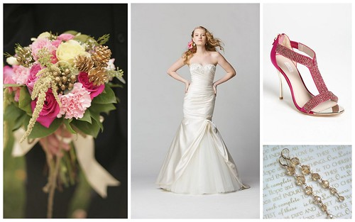 {Modern Glamour} Bridal Style by Nina Renee Designs