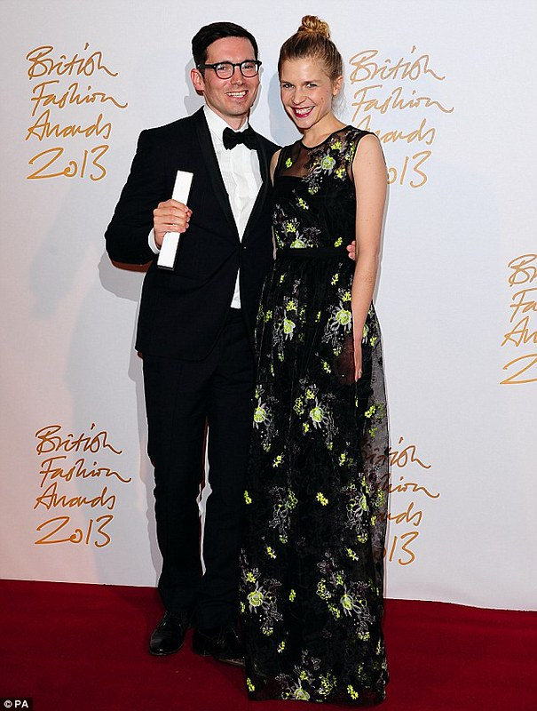 erdem designer of the year 2013