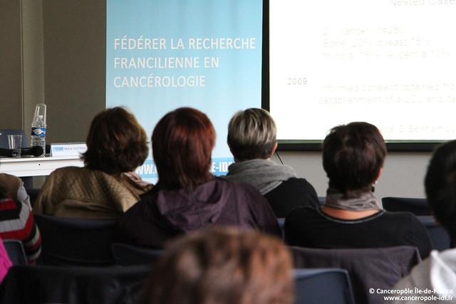"""14 octobre 2013 : """"Programme incitatif concerté Radiobiologie / Radiothérapie expérimentale"""""""