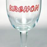 ベルギービール大好き!!【ウルションの専用グラス】(管理人所有 )