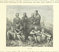 """British Library digitised image from page 223 of """"The Children of Africa. Written for all English-speaking children. By ... the author of 'The Children of India,' etc [i.e. A. W. Marston]"""""""