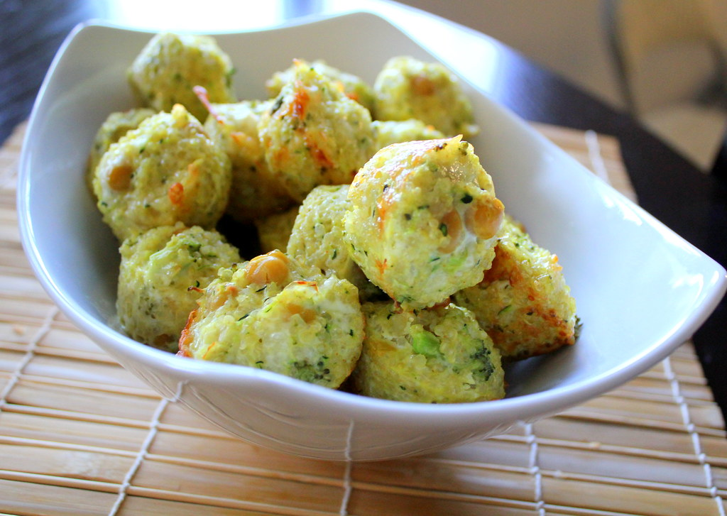 broccoli bites