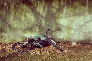 Discarded Bicycle