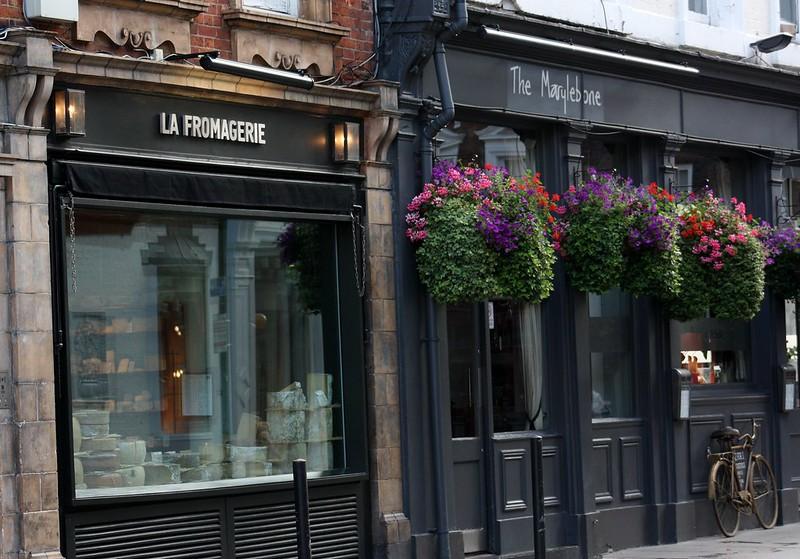 London Marylebone La Fromagerie