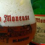 ベルギービール大好き!! ラ・モヌーズ La Moneuse