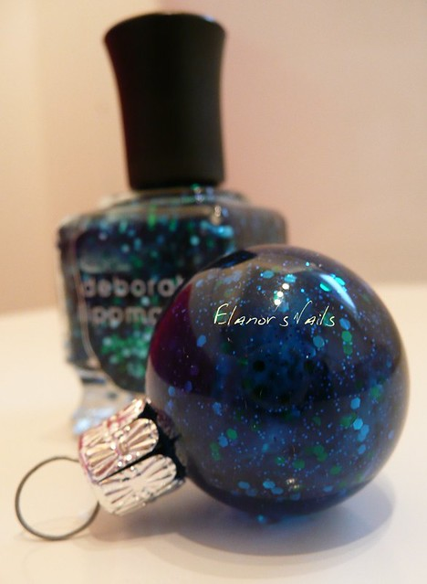nail varnish baubles across the universe