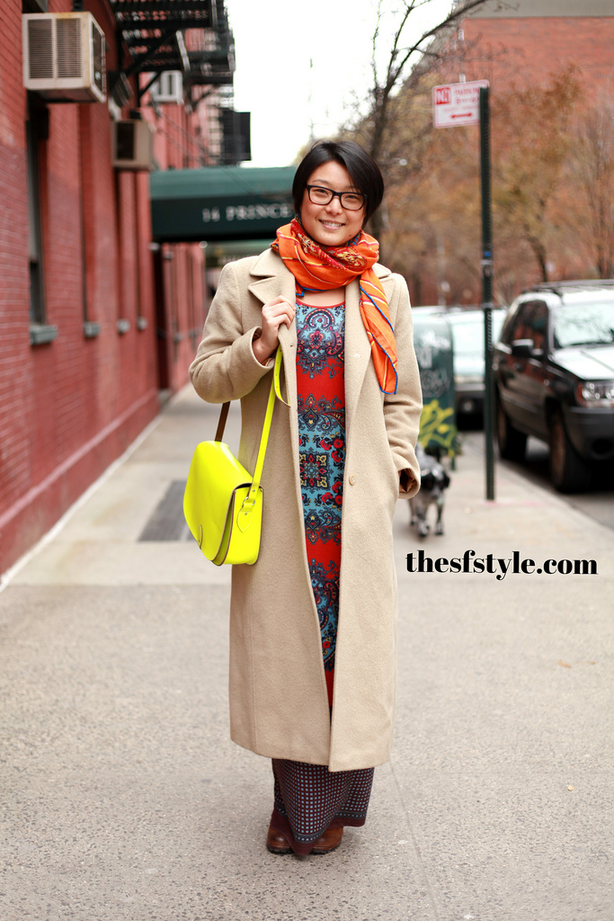 cambridge satchel, anthropologie maxi, new york streetstyle fashion blog, street fashion style, STREETFASHIONSTYLE,