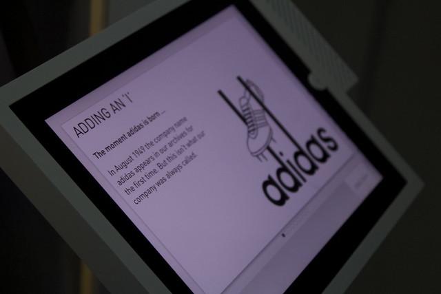 Adidas NEO blogger event Adidas Museum lisforlois