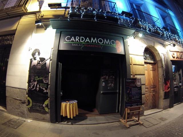 Entrada al Tablao Cardamomo en la calle Echegaray, 15 de Madrid Pasión por el flamenco en el Tablao Cardamomo de Madrid - 11499389154 5b15d26952 z - Pasión por el flamenco en el Tablao Cardamomo de Madrid