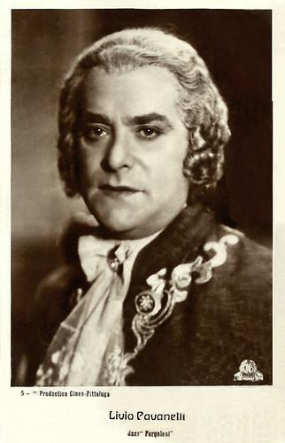 Livio Pavanelli in Pergolesi