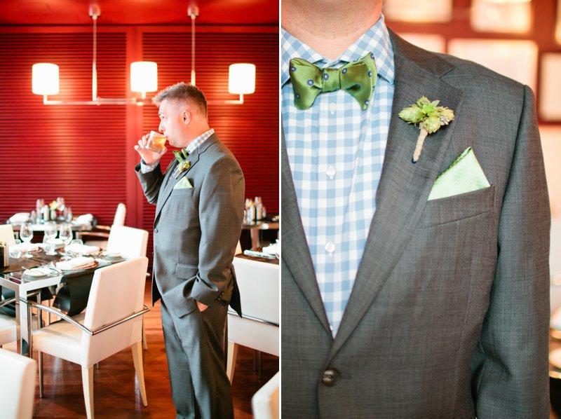 Centered Chef Wedding