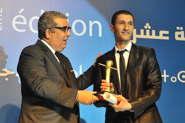 الكاتب الوطني يهنئ عصام زروق بمناسبة فوزه بالجائزة الوطنية لأفضل صورة