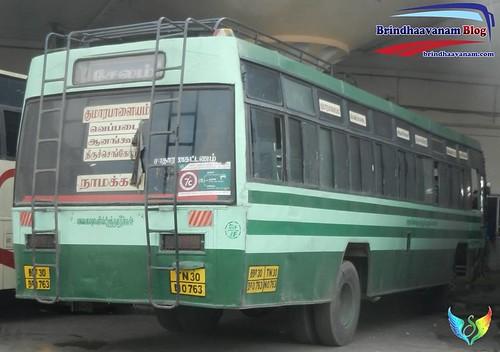 TN 30 N 0763 Rear