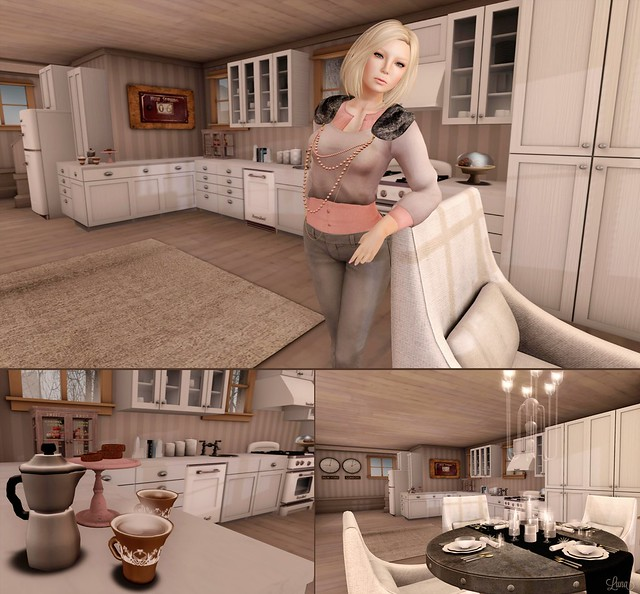afie's home