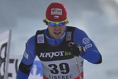 Aleš Razým zajel svůj druhý nejlepší sprintový výsledek ve Světovém poháru.