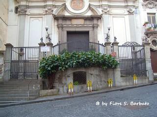 Napoli (NA), 2014, Chiesa di Santa Maria ad Ogni Bene dei Sette Dolori.