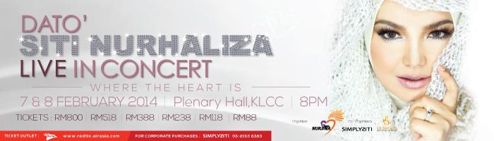 Siti Nurhaliza Live In Klcc