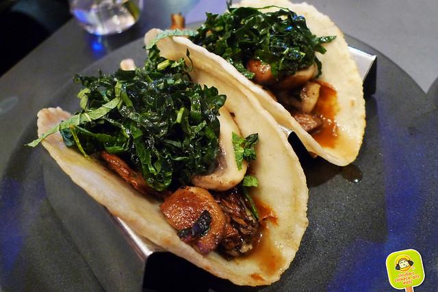 abc cocina - mushroom tacos