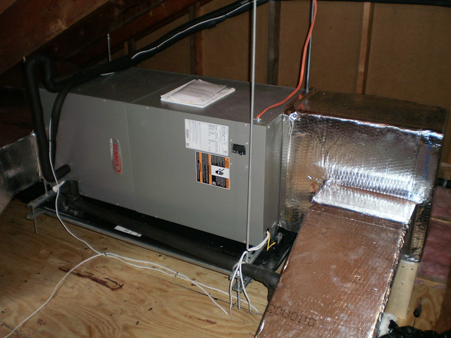 Lennox Cbx32mv Air Handler Horizontal Flickr Photo