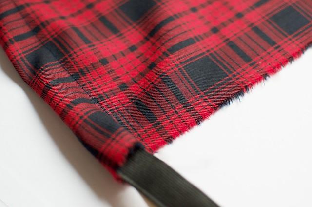 tartan skirt (4)