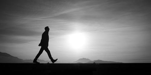 Walk Alone...