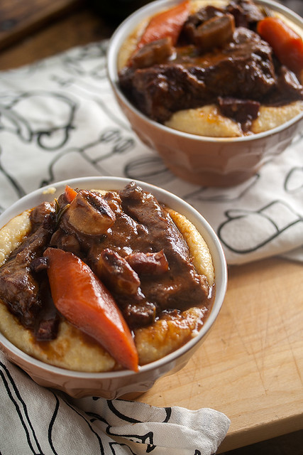 Braised Shortribs