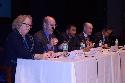 A panel of experts discussed US-Korea trade relations, security issues and the alliance, student and other interpersonal exchanges and more. All areas highlighted in the new Korea Matters for America publication.