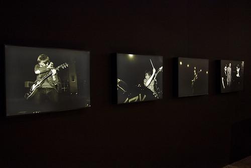 Installazione di Cesare Cicardini per Morato
