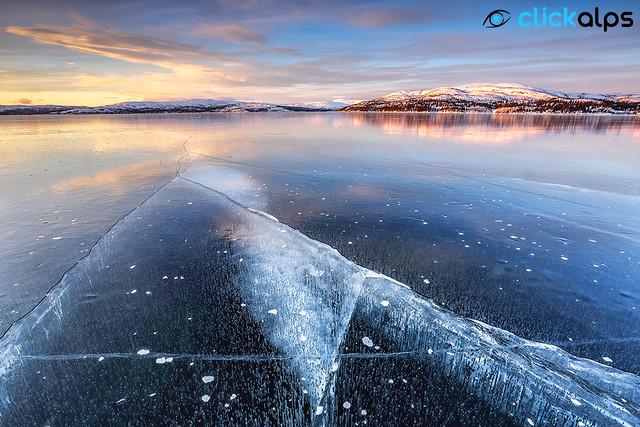 Frozen Børgefjell