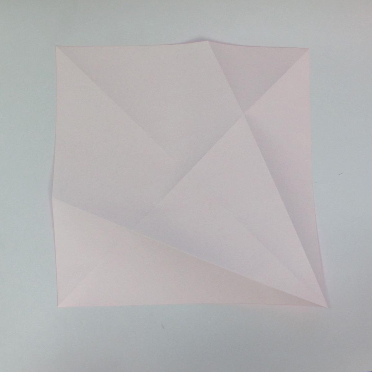 สอนการพับกระดาษเป็นลูกสุนัขชเนาเซอร์ (Origami Schnauzer Puppy) 005