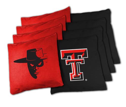 Texas Tech Red Raiders Cornhole Bags