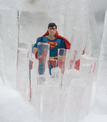 Superman's Fortress of Solitude