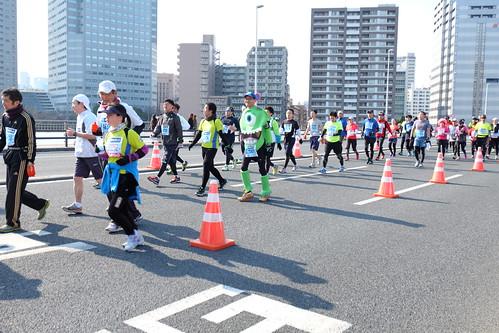 Tokyo Marathon 2014 07