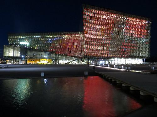 reykjavik concert hall