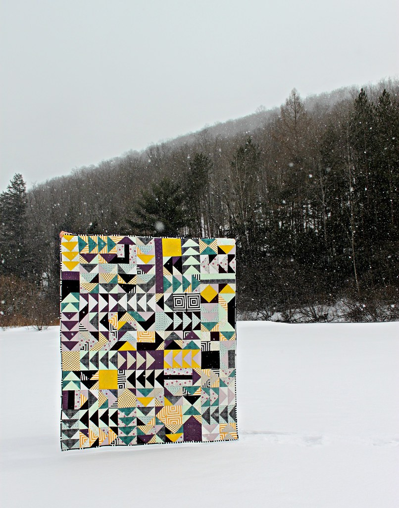 Follow the Arrow Quilt