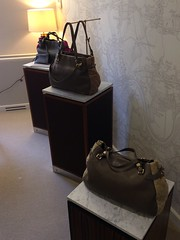 BVS Bespoke at Linley Exhibition