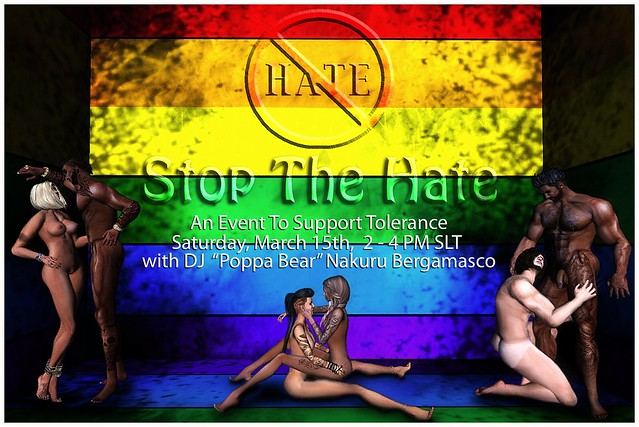 Stop The Hate Event