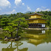 Temple of the Golden Pavilion by acase1968