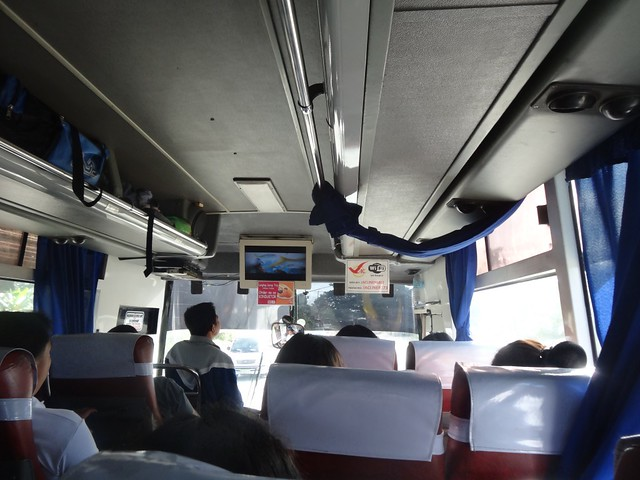 Bus to Lucena