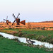 Baby windmills, Zaanse Schans, the Netherlands by Maria_Globetrotter