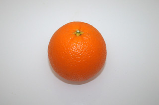 06 - Zutat Orange / Ingredient orange