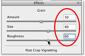 effects-grain-options