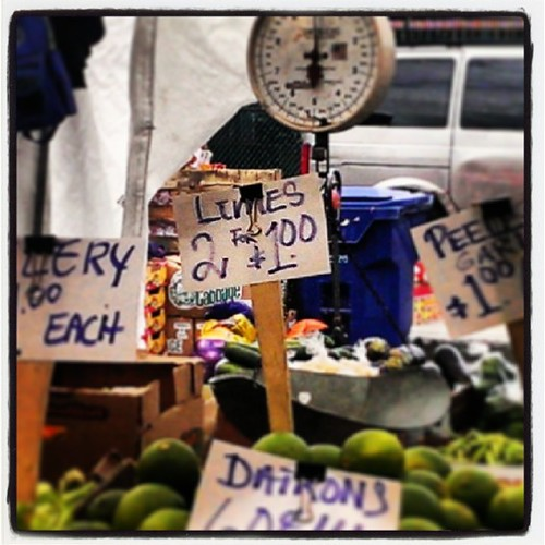 Haymarket limes, 2 for a buck