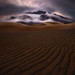 symphony of sand (mesquite dunes, death valley) by max vuong