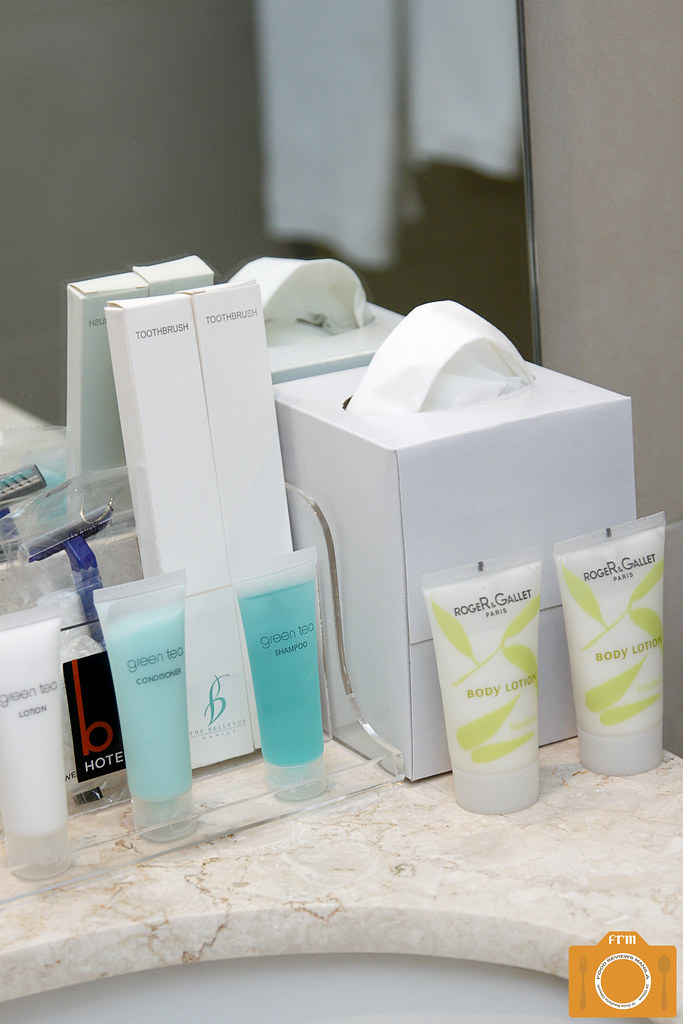 B Hotel Bathroom Toiletries